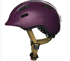 Велосипедный детский шлем ABUS SMILEY 2.0 S 45-50 Royal Purple