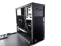 Игровой компьютер HP Z230 Tower Workstation Intel Xeon E3-1225 RAM 8GB HDD 1TB 3.5 GTX 1060 3GB DVD