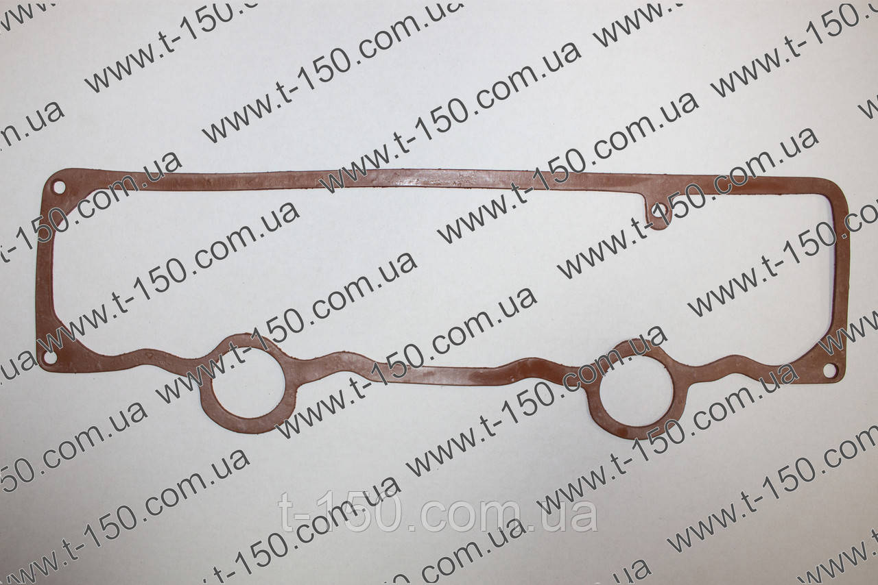 Прокладка клапанной крышки Д-240 нижняя резина б/р (240-1003108)