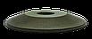 Круг алмазный тарельчатые конические 125х16х2х10х32 125\100 12А2-20 АС4 В2-01 БАЗИС, фото 3