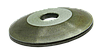 Круг алмазный тарельчатые конические 125х16х2х10х32 125\100 12А2-20 АС4 В2-01 БАЗИС, фото 4