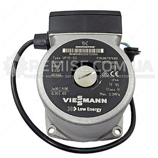 Насос Viessmann UP15-50 Vitopend WH1D, Vitodens WB1C 7828741
