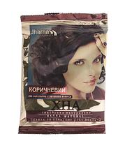 Хна для волос аюрведическая Triuga Jharna Коричневая, Триюга Джарна 25 г