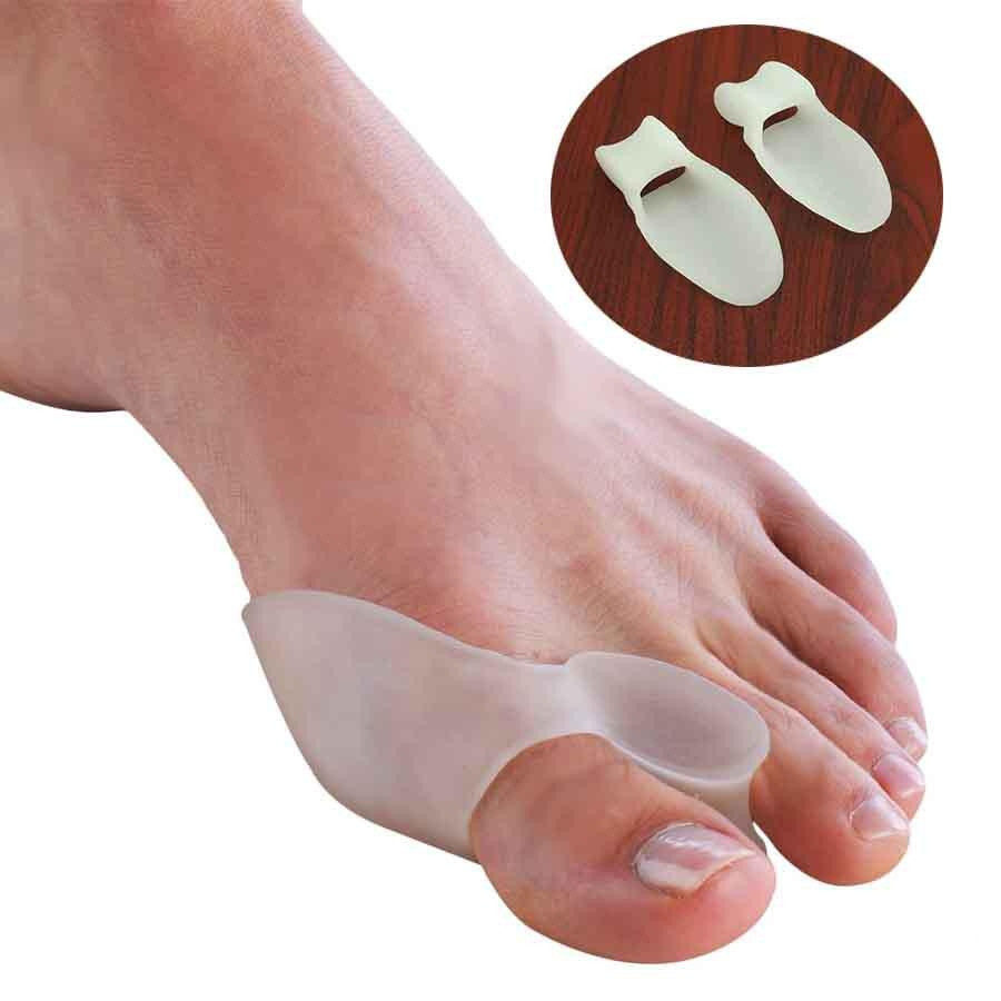 Фиксатор на палец Valgus Pro для косточки на ноге у женщин 2 шт up3888, КОД: 376684