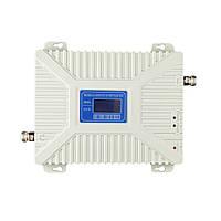 2G/4G репитер усилитель мобильной связи и интернета 900/1800/2600 МГц