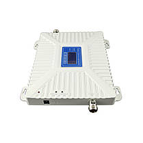 2G/4G репитер усилитель мобильной связи и интернета 900/1800/2600 МГц, фото 3