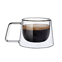 Стеклянная чашка Saval FLY SPRAY Прозрачный 15532673453, КОД: 1082779, фото 1