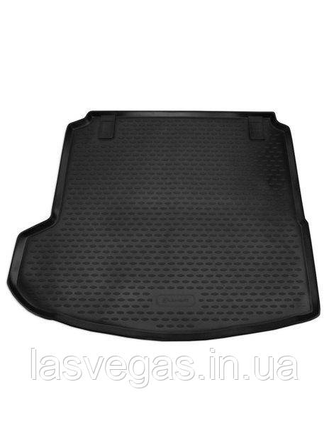 Коврик в багажник  RENAULT Megane 2016- седан 1 шт. (полиуретан)