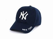 Бейсболка peaked cap NY Step One sizе Синий с белым 23230, КОД: 1402858