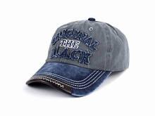 Бейсболка peaked cap Original THE Black Vintage RoAd One sizе Джинс Серый 23212, КОД: 1402900