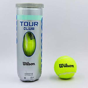 Набор из 3 мячей для большого тенниса WLS