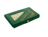 Домино в виниловом чехле большое, настольная игра