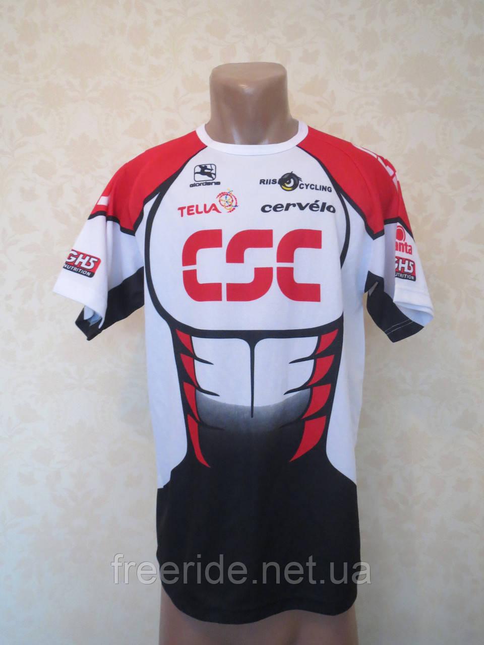Спортивная футболка Giordana (М)