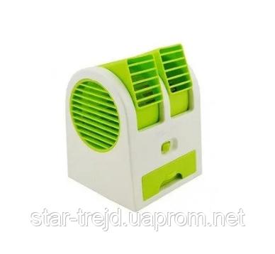 Мини-кондиционер Conditioning Air Cooler USB Electric Mini Fan