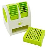 Мини-кондиционер Conditioning Air Cooler USB Electric Mini Fan, фото 2