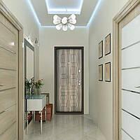 Двері вхідні SARMAK PIRAMIDA Стоун 860, Комфорт