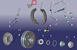 Цилиндр тормозной задний DAEWOO Matiz, фото 2