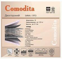 Матрас Matroluxe Comodita 140х200 21 см m15317, КОД: 1559249