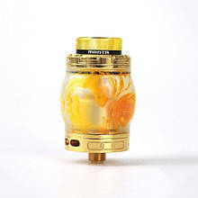 Атомайзер Advken Manta RTA Resin Version Gold AJnewmn05, КОД: 1464331