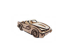 Деревяний конструктор 3D пазл V.I.T. Машина BMW С-003 48 елементів, КОД: 1580834