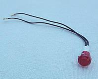 Светодиод для штырьевого терморегулятора на проводах для бойлера (крепление на защелках)