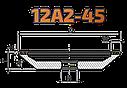 Круг алмазный заточной 12А2-45 150х10х3х40х32 100/80  АС4  БАЗИС шлифовальный чашечный, фото 5