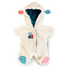 Пушистый комбинезон для куклы Lilliputiens 83160, КОД: 1649748