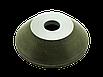 Круг алмазний шліфувальний форми 12А2-45 150х10х3х40х32 200/160 АС4 Базис, фото 2