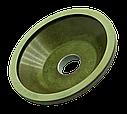 Круг алмазный заточной 12А2-45 150х10х3х40х32 100/80  АС4  БАЗИС шлифовальный чашечный, фото 2