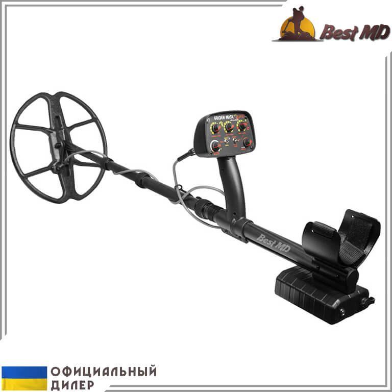 Металлоискатель Golden Mask 4 WD Pro WS 106