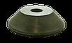 Круг алмазний шліфувальний форми 12А2-45 100х10х3х32х20 100/80 АС4 Базис, фото 3