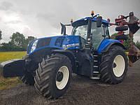 Трактор NEW HOLLAND T8.380 2015 года, фото 1