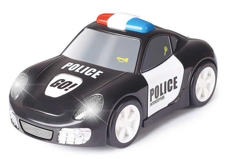 Іграшка Поліцейський автомобіль Hola Toys (6106A)