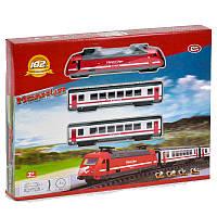 Детская железная дорога Play Smart Молния 9712-1 В 102 см Разноцветный 2-9712-1В-55084, КОД: 1070724
