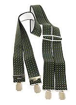 Подтяжки KWM Зеленый R5-220006, КОД: 1705107