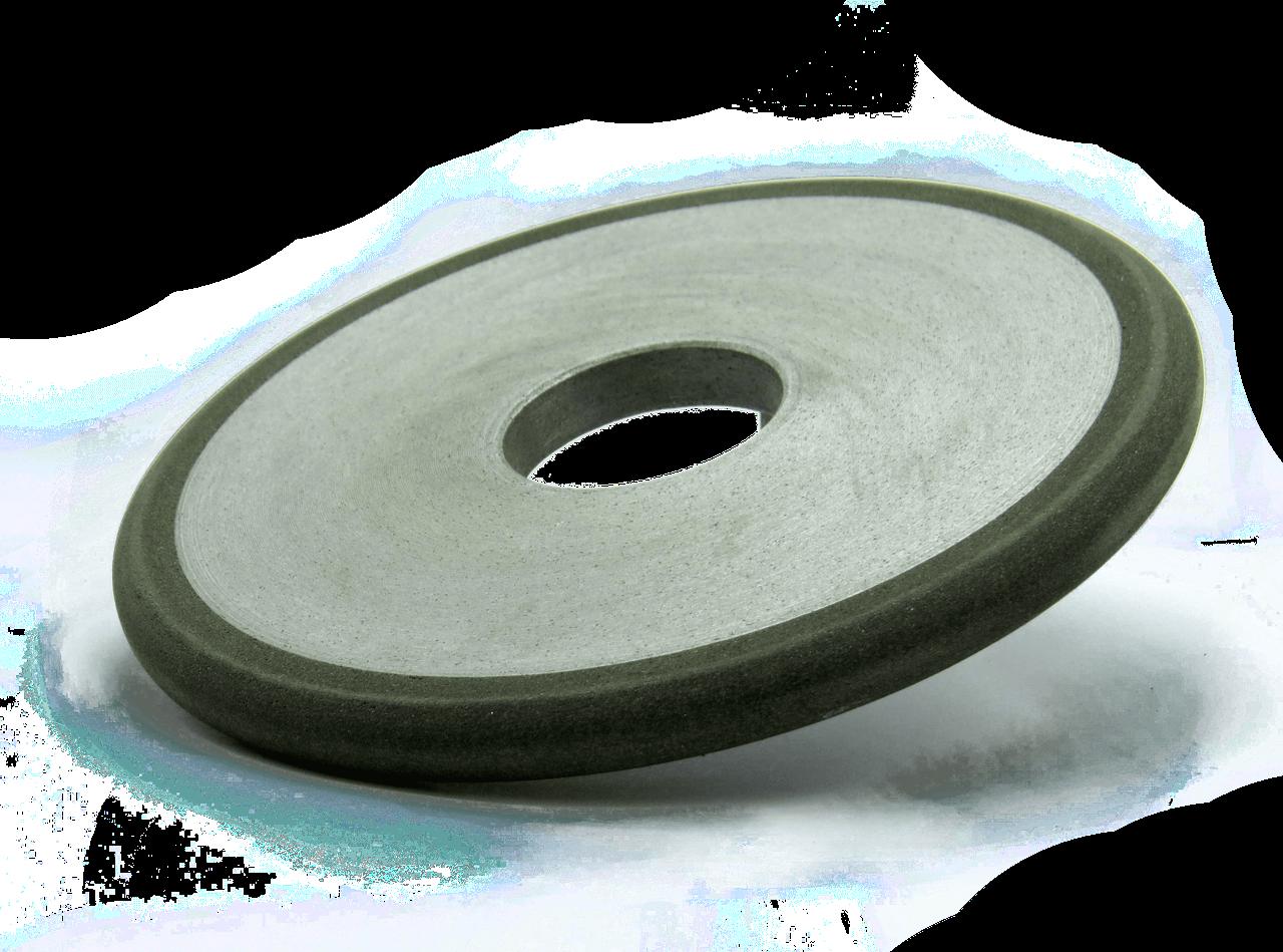 Круг алмазный заточной 1FF1 125х32 R2 АС4 160/125  Стандарт шлифовальный