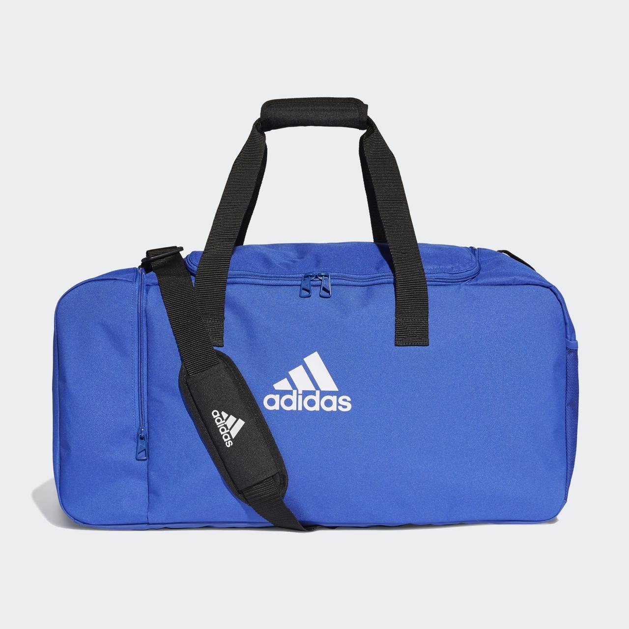 Спортивная сумка Adidas Tiro Dufflebag M DU1988 (original) 50 л, среднего размера, мужская женская SportLavka