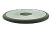 Круг алмазный заточной 1FF1 125х4х4х2х32 R2 160/125 АС4 В2-01  БАЗИС шлифовальный, фото 2