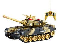 Боевой гусеничный танк Абрамс на радиоуправлении 9995