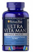 Puritan's Pride ultra vita man 90 таб.Витамины.