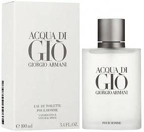 Giorgio Armani Acqua Di Gio 100ml.   Мужские духи Джорджио Армани Аква реплика