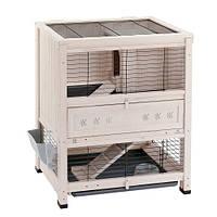 Деревянная клетка Ferplast Cottage Mini для кроликов
