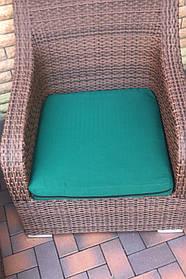 Подушка квадратная для плетеного кресла