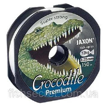 Рибальська волосінь JAXON Crocodile premium