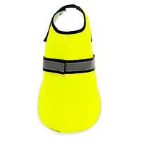 Светящийся жилет-попона Ferplast Radius 30 Small Coat LED для собак, водонепроницаемый