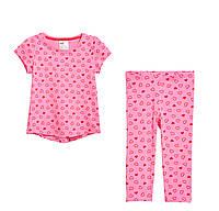 Пижама HM 98-104 см Розовый 563874, КОД: 1641701