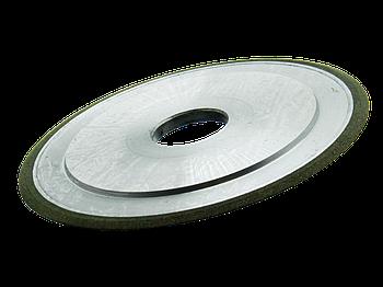 Круг алмазный заточной 14ЕЕ1 125х6х3х6х35х32 200/160 АС4 В2-01 БАЗИС шлифовальный