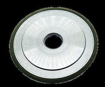 Круг алмазный заточной 14ЕЕ1 125х6х3х6х35х32 160/125 АС4 В2-01 БАЗИС шлифовальный