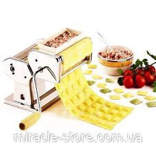 Машинка для приготовления итальянских равиоли Ravioli Maker, фото 2