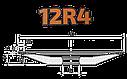 Круг алмазный заточной 12R4 125x3x2x13x32 125/100 AC4 B2-01 шлифовальный тарельчатый, фото 5